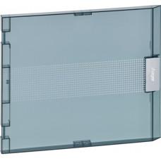 Дверца к щиту VEGA VB118TB прозрачная, Hager VZ118T