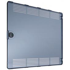 Запасные двери белые пластиковые перфорированные для щитов VF/VS218PZF Hager VZ858N