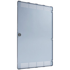 Запасные двери белые пластиковые перфорированные для щитов VF/VS418PZF Hager VZ860N