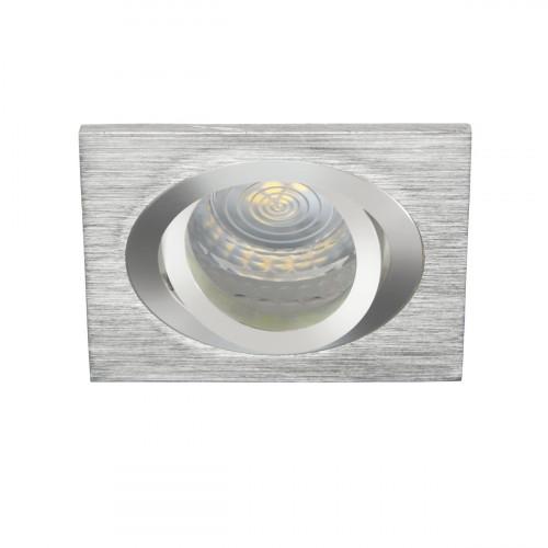 Светильник точечный SEIDY CT-DTL50-AL, Gx5.3, IP20, алюминий, Kanlux 18281