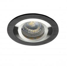 Светильник точечный SEIDY CT-DTO50-B, Gx5.3, IP20, черный, Kanlux 18288
