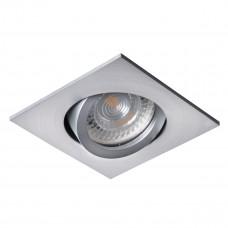 Світильник точковий EVIT CT-DTL50-AL, Gx5.3, IP20, алюміній, Kanlux 18560