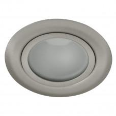 Мебельный светильник GAVI LED18 SMD-WW-C/M, 0.8Вт, 12V DC, 3000K, IP20, хром матовый, Kanlux 19761