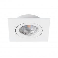 Светильник точечный DALLA CT-DTL50-W, Gx5.3, IP20, белый, Kanlux 22431