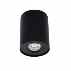 Світильник точковий BORD DLP-50-B, GU10, IP20, чорний матовий, Kanlux 22552