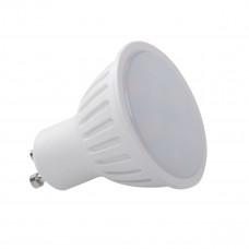 Лампа TOMI LED 5W GU10-CW 380lm 5300K Kanlux 22701