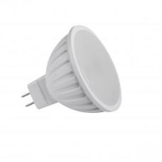 Лампа TOMI LED Gx5.3 5W MR16-WW 370lm 3000K Kanlux 22704