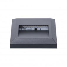 Светильник настенный CROTO LED-GR-L, 1.1W, 30lm, 6500K, IP65, серый, Kanlux 22770