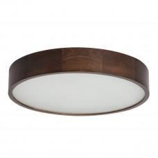 Светильник потолочный JASMIN 470-WE, 3хE27, IP20, венге, Kanlux 23122