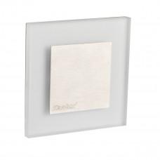 Світильник APUS LED, 1.3W, 230V AC, 3000K, IP20, нерж.сталь, Kanlux 23800