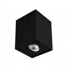 Світильник точковий GORD DLP 50-B, GU10, IP20, чорний матовий, Kanlux 25471