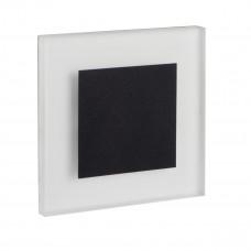 Світильник APUS LED, 1.3W, 230V AC, 3000K, IP20, чорний, Kanlux 26537