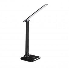 Настольная лампа DOSAN LED B, 9W, 4000K, IP20, черный, Kanlux 26691
