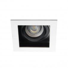 Світильник точковий ARET 1XMR16-W, Gx5.3/GU10, IP20, білий, Kanlux 26720