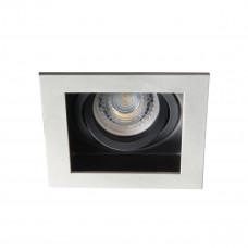 Світильник точковий ARET 1XMR16-GR, Gx5.3/GU10, IP20, сірий, Kanlux 26721