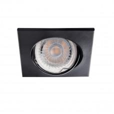 Світильник точковий ALOR DTL-B, Gx5.3/GU10, IP20, чорний, Kanlux 26732