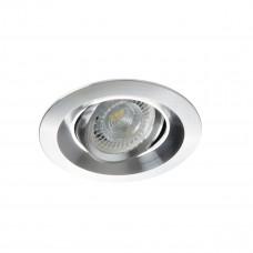 Світильник точковий COLIE DTO-AL, Gx5.3/GU10, IP20, алюміній, Kanlux 26742