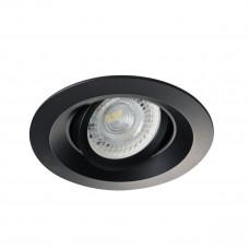 Світильник точковий COLIE DTO-B, Gx5.3/GU10, IP20, чорний, Kanlux 26743
