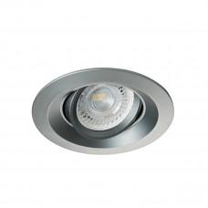 Світильник точковий COLIE DTO-GR, Gx5.3/GU10, IP20, сірий, Kanlux 26744