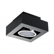 Світильник точковий STOBI ES 50-B, ES-111, GU10, IP20, чорний, Kanlux 26828