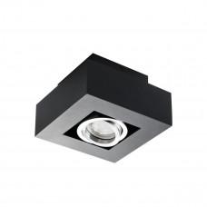 Світильник точковий STOBI DLP 50-B, GU10, IP20, чорний, Kanlux 26830
