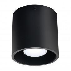 Светильник точечный ALGO CО-В, GU10 , IP20, черный, Kanlux 27033