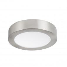 Світильник точковий CARSA LED 12W, 4000K, IP20, нікель сатіновий, Kanlux 27210