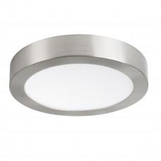 Світильник точковий CARSA LED 18W, 4000K, IP20, нікель сатіновий, Kanlux 27211