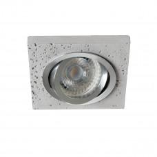Світильник точковий CEMIN DTL-GR, Gx5.3/GU10, IP20, сірий, Kanlux 27230