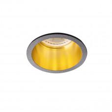 Светильник точечный SPAG D B/G, Gx5.3/GU10, IP20, черный/Золото, Kanlux 27326