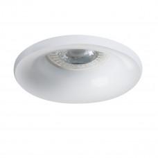 Светильник точечный ELNIS S W, Gx5.3/GU10, IP20, белый, Kanlux 27800