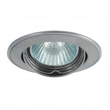 Світильник точковий BASK CTC-5515-MPC/N, Gx5.3, IP20, хром матово-перламутр./нікель, Kanlux 2804