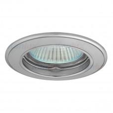 Світильник точковий BASK CTC-5514-MPC/N, Gx5.3, IP20, хром матово-перламутр./нікель, Kanlux 2814