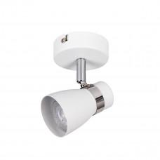 Світильник спот ENALI EL-1O-W, GU10, IP20, білий, Kanlux 28760