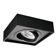 Світильник MINI GORD DLP 50-B, Gx5.3/GU10, чорний, Kanlux 28781