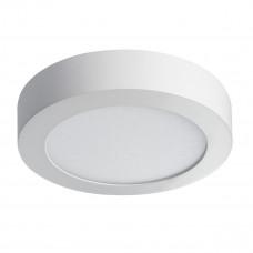 Світильник точковий CARSA LED 12W, 4000K, IP20, білий, Kanlux 28948