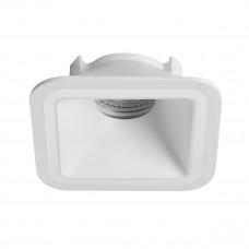 Світильник точковий IMINES DSL-W, Gx5.3/GU10, IP20, білий матовий, Kanlux 29030