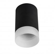 Світильник точковий LUNATI GU10 B,IP20, чорний, Kanlux 29041