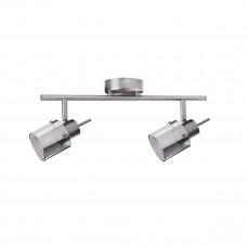 Світильник спот EVELI EL-2I, 2xG9, IP20, сріблястий, Kanlux 29101