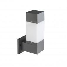 Светильник настенный INVO OP EL-53-L-GR, E27, IP54, графит, Kanlux 29170