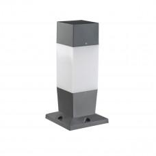 Світильник вуличний INVO OP 47-L-GR, E27, IP54, графіт, Kanlux 29171