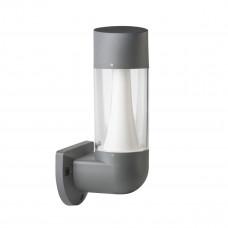 Светильник настенный INVO TR EL-53-O-GR, GU10, IP54, графит, Kanlux 29174