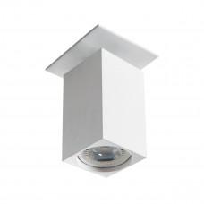 Світильник спот CHIRO DTL-W, GU10, IP20, білий, Kanlux 29312
