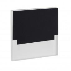 Светильник SABIK LED, 0.8W, 12V DC, 4000K, IP20, черный, Kanlux 29852