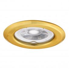 Світильник точковий ARGUS CT-2114-G, Gx5.3, IP20, золотий, Kanlux 300