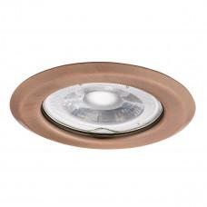 Світильник точковий ARGUS CT-2114-AN, Gx5.3, IP20, мідь, Kanlux 327
