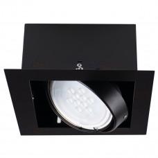 Світильник точковий MATEO ES DLP-150-B, GU10, IP20, чорний, Kanlux 32930