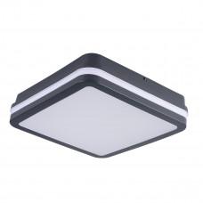 Светильник потолочный BENO LED SE, прямоугольный, 18W, IP54, cерый, Kanlux 32947