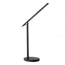 Настільна лампа REXAR LED B, 7Вт, 3000K/4000K/6500K, IP20, чорний, Kanlux 33071
