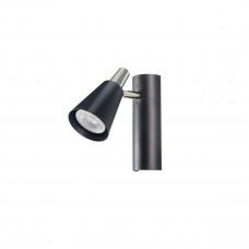 Світильник SEMPRA EL-1l B-SR, GU10, IP20, чорний, Kanlux 33091